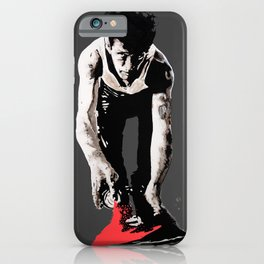 You better do it from the heart! iPhone Case