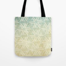 escher pattern Tote Bag