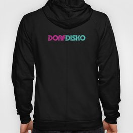 Village Disco East Germany 90s 80s Party Hoody