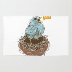 Twisty Bird Rug