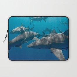Lemon Shark School Laptop Sleeve