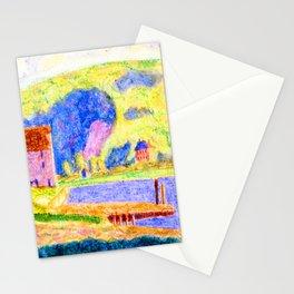 Oscar Bluemner Cold Spring Harbor Stationery Cards