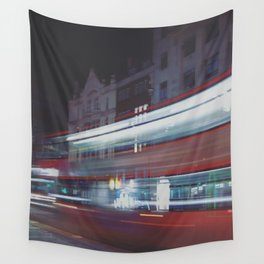 London Lights Wall Tapestry