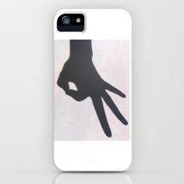 Circle Game iPhone Case
