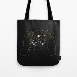 Honestly - Illustration Tote Bag