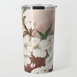 Jyonioi - Upper Fragrance Cherry Blossoms Travel Mug