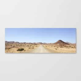 Namibian Landscape Canvas Print