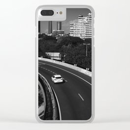 Test Drive Clear iPhone Case