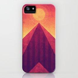 Venus - Maxwell Montes iPhone Case