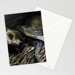 Mummified Cat Stationery Cards