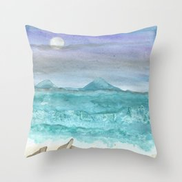 skyscapes 2 Throw Pillow