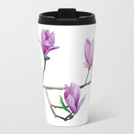 Beautiful magnolia Travel Mug