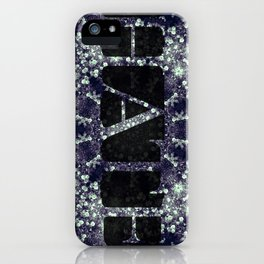 HATE iPhone Case