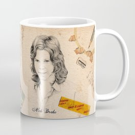 Nick Drake 2015 Coffee Mug