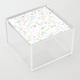 Sprinkles Acrylic Box
