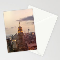 Skyline NYC Stationery Cards