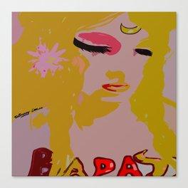Sailor Moon Pop Art  Canvas Print