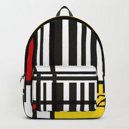 Barcode 004 Backpack