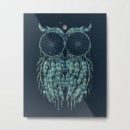 Owl Kingdom Metal Print