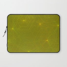 Fireflies and Filaments Laptop Sleeve