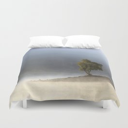 Beautiful dripping fragments Duvet Cover