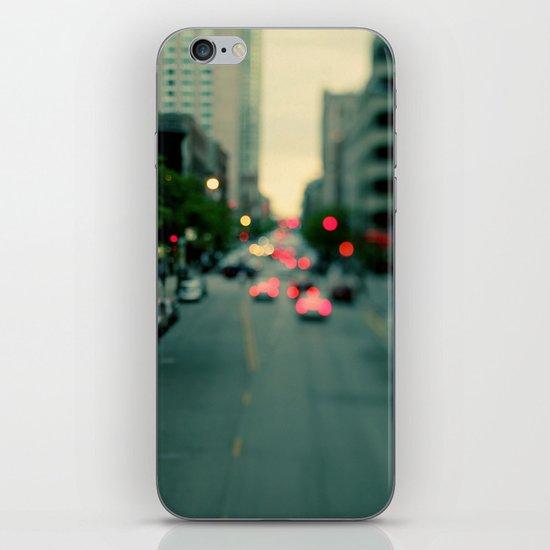 Neon Summer iPhone & iPod Skin