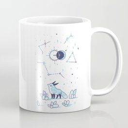 Arctic Nights Coffee Mug