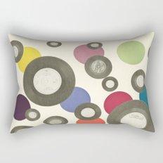 Put Another Record On Rectangular Pillow