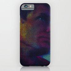 Deckard: Blade Runner Screenplay Print iPhone 6s Slim Case