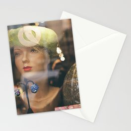 New York City Model Mannequins 2 Stationery Cards