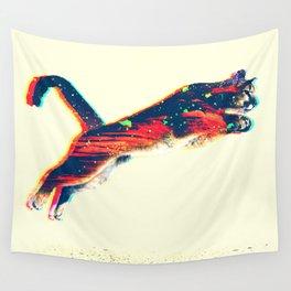 Cougar Wall Tapestry