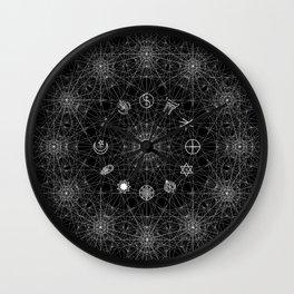 One Wall Clock
