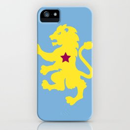 Aston Villa FC iPhone Case
