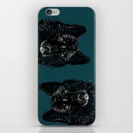 Totem Romeo the wolf iPhone Skin