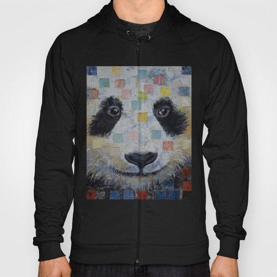 Panda Checkers Hoody