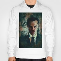moriarty Hoodies featuring Moriarty by Sirenphotos