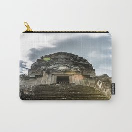 Angkor Wat, Steps to the Lotus Bud, Cambodia Carry-All Pouch