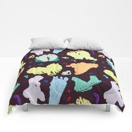 FunkyFeet Comforters