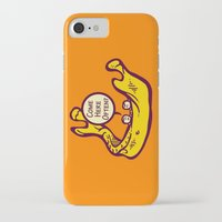 bar iPhone & iPod Cases featuring Jaw Bar by Artistic Dyslexia
