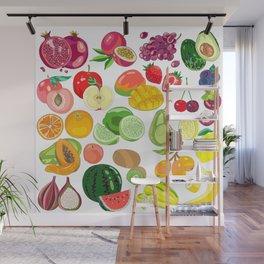 Fruits Paradise Wall Mural