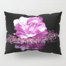 Flower reflexion Pillow Sham