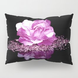 Flower reflexion Pillow Sham