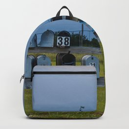 Mail Time Backpack