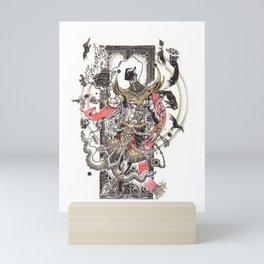 The Giant Mask Mini Art Print