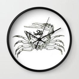 Freaky Fiddler Wall Clock