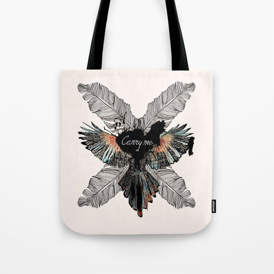 Carry Me Remix Tote Bag