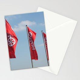 Mainz Flag Stationery Cards