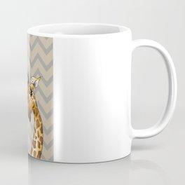 Chevron Giraffe! Coffee Mug