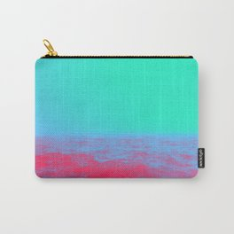 Neon Sea Carry-All Pouch