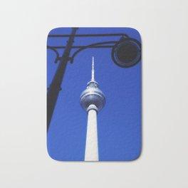 Berlin TV Tower No.3 Bath Mat